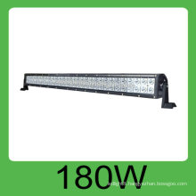Hot sale 180W IP68 DC10v-30V led light bar led for car
