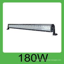 Hot sale 180W IP68 DC10v-30V led light bar led for car