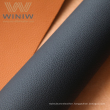 Synthetic Leather Manufacturing Plant Wholesale Marine Grade Vinyl Carbon Leather
