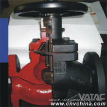 Manual Operated Cast Steel Bellow Globe Valve