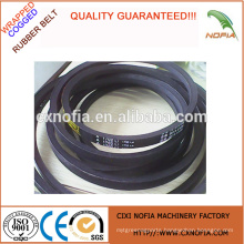 Excellent Durability and Flexibility Wrapped Belt for Small Pulleys