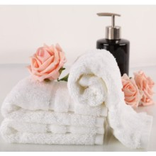 Canasin 5 étoiles hôtel Dobby serviettes luxe 100 % coton