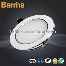 Aluminium gute Kühlkörper 5W ultra dünne Down Lights LED