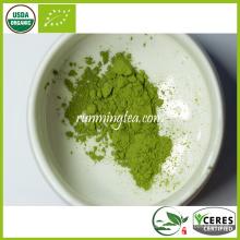 Bio-zertifiziertes Matcha-Grüntee-Pulver
