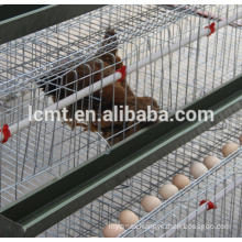 automated hot galvanized layer chicken cages
