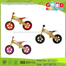 cheap colorful wooden kids road bike toys for 2015