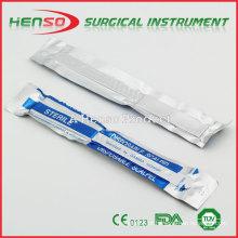Henso plástico lança bisturi cirúrgico