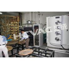 Ceramic Cup Tableware PVD Decorative Vacuum Coating Machine