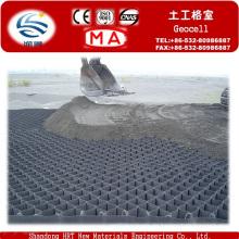 Hochwertige HDPE Geozelle zum Schutz des Flussbettes