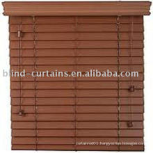 Ready made wood venetian blind