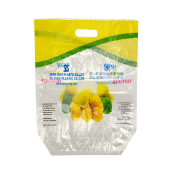 Recyclable proteins powder bags with zipper