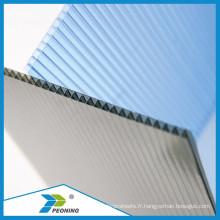 Matériau Bayer / GE de qualité supérieure de 4 mm 100% vierge feuille de sol et feuille gravée sur PC