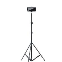 210cm téléphone led trépied lumière annulaire