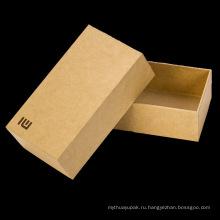 Бумага Жесткая коробка подарочной коробки для ювелирных изделий