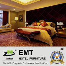 2016 Президентская роскошная мебель для спальни (EMT-SKB13)