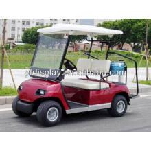 Golf Cart Part-Coloured Anti-UV-Acryl-Kunststoff gefaltet Club-Auto, EZ-GO, Präzedenzfall Golf Carts Windschutzscheibe
