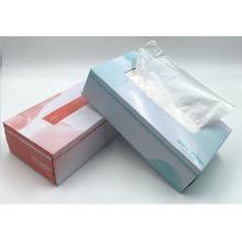 Boîte de papier mouchoir doux