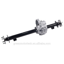 Car axle with customized size