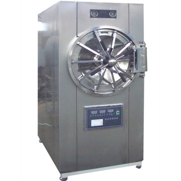 Medical Horizontal Cylindrical Pressure Steam Sterilizer