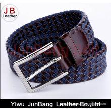 Cintos de cintura trançados casuais de qualidade quente