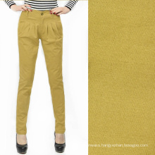 106gsm 60*60 160x120 cotton poplin custom men woman pants fabric distributors olive gree cotton fabric