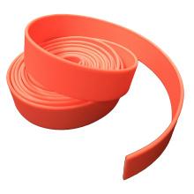 Sangle de polyester enduite de matériaux synthétiques de largeur de largeur de 30mm