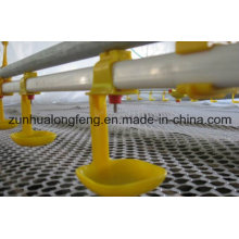 Agricultural Equipments Automatic Poultry Drinking Line/Nipple Drinkers for Chickens