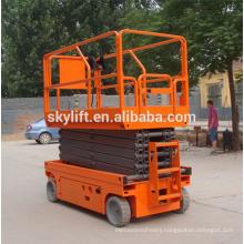 Self-Propelled Rough-Terrain electro-hydraulic Scissor lift