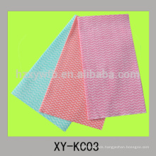 non woven cleaning cloth fabric for kitchen duster wipes