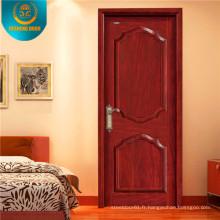 Porte composite de pièce de Swing de décoration de style de Morden pour le Moyen-Orient