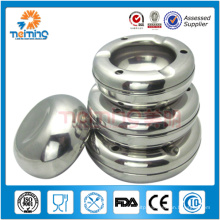Gift items stainless steel ashtray/public ashtray metal