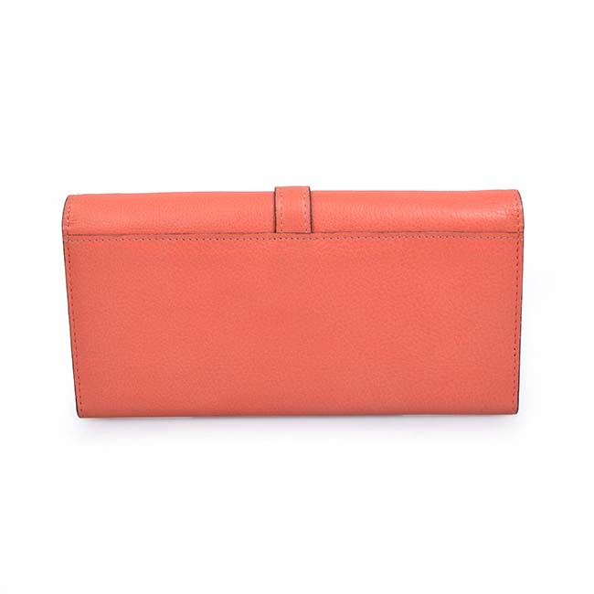 High Quality Long Women Leather Wallet lady purse