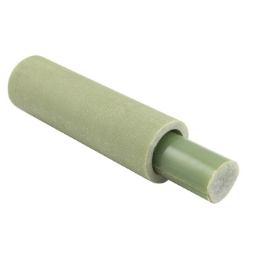 Трубы / стержни из эпоксидного стекла с ламинированным слоем G10 / G11