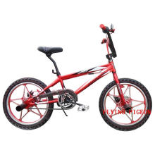 Moda OPC Wheel Freestyle BMX Bicicleta
