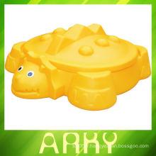 La nouvelle roue d'eau de sable aux dinosaures pour enfants