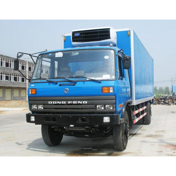 Refrigerated Box Truck Refrigerated Cargo Van Truck for Sale