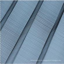 Pantalla impermeable de alta calidad del insecto de Plisse, combinación doble PP + PE
