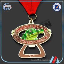 Mode Gold Design Ihre eigene Medaille für die Schule Wettbewerb