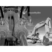 Ensemble de tuyau hydraulique avec brides Raccordement pour excavatrice Hyundai