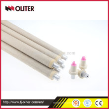 604 triangle conncetor expendable fast immersion thermocouple tips