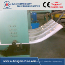 Color Steel Corrguated Roof Curving Machine