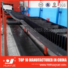 Wholesale Corrugated Sidewall Rubber Conveyor Belt Width400-2200mm
