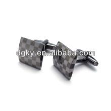 Botón de la manga de la joyería de las mancuernas de la alta calidad