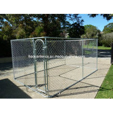 Dog Enclosures and Temporary Dog Fencing