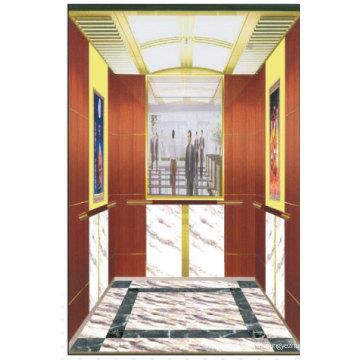 Elevador de passageiros, elevador completo