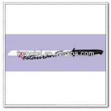 V308 250mm Brotmesser mit schwarzem Griff