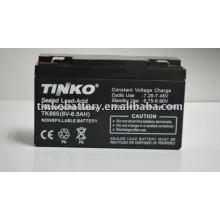 Führen-Säure-Batterie 6V 4.0ah TINKO gute Qualität und besten Preis