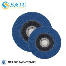 Polimento e retificação de discos abrasivos de alta durabilidade