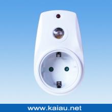 Tampão de tomada de sensor de fotocélula de tipo Alemanha (KA-LCS01)