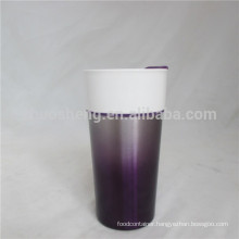 Europe and UK wholesale vantage ceramic coffee mug with Gradient finish